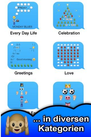 SMS Smileys Emoji Sticker PRO screenshot 3