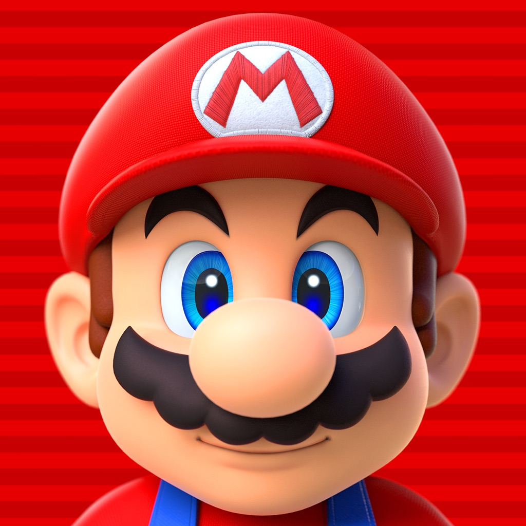 iTunes Artwork for 'SUPER MARIO RUN'