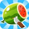 Fruit Slice Mania : Fruits Cut Game 2017 fight fruits mania