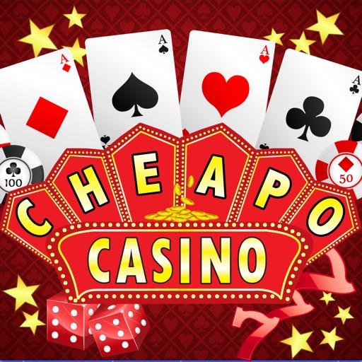 Cheapo Casino - Free Casino Games iOS App