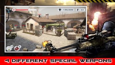 Screenshot of Colpo Critico Spara Gun3