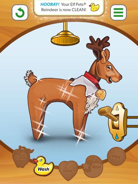 Screenshot #2 for Elf Pets® Virtual Reindeer