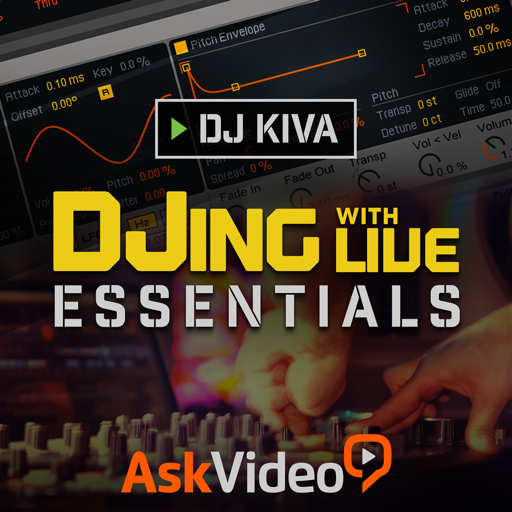 Course For DJing with Live Essentials