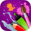 Desenhar sobre imagens com seu dedo