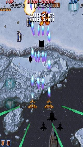 Raiden Legacy Screenshot