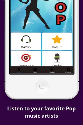 Pop Music - Top Songs and Popular Music Radio screenshot 4