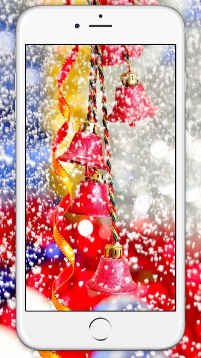 download Christmas Wallpaper backgrounds for app lock Theme apps 2