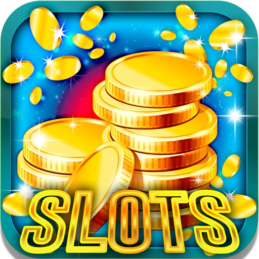 Luxury Slot Machine: Daily spins and virtual coins iOS App