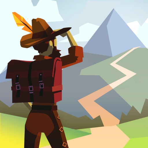 Download The Trail - A Frontier Journey free for iPhone, iPod and iPad