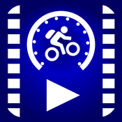 Video Speed Recorder - Overlay GPS data into video