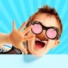 Смешное лицо Редактор Фото.шоп : Прикол.ы Наклейки