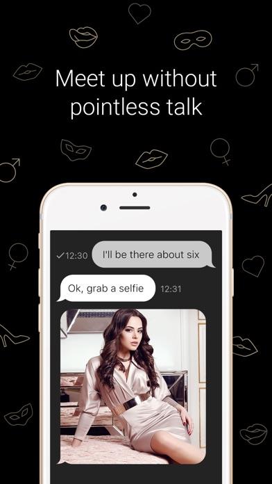 meet up dating app