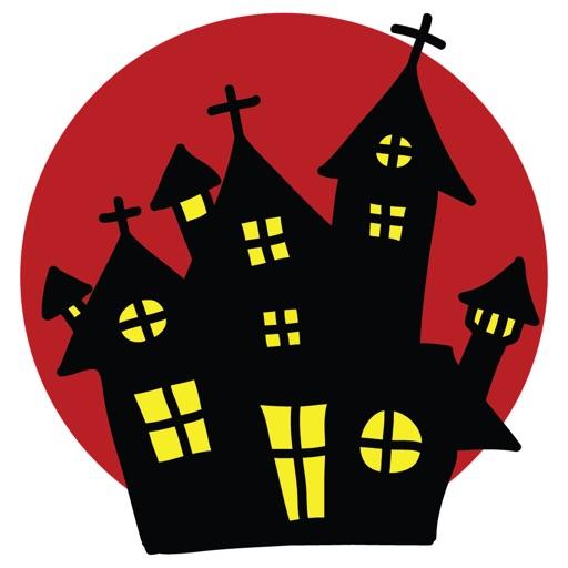 Crazy Halloween Sticker for iMessage #16