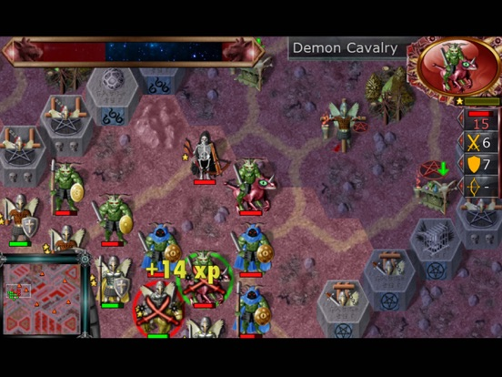 Age of Hell Primus FREE Screenshot