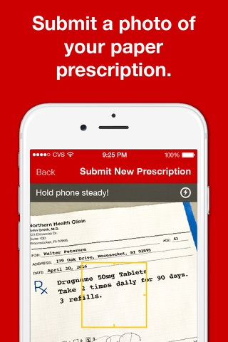 CVS Caremark screenshot 4
