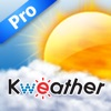 케이웨더 날씨 Pro (기상청 날씨, 미세먼지, 위젯, 세계날씨)