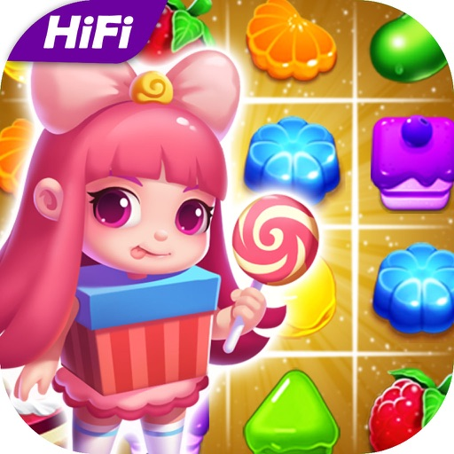 Pastry Crush - Candy Match 3 Jam Mania Game iOS App