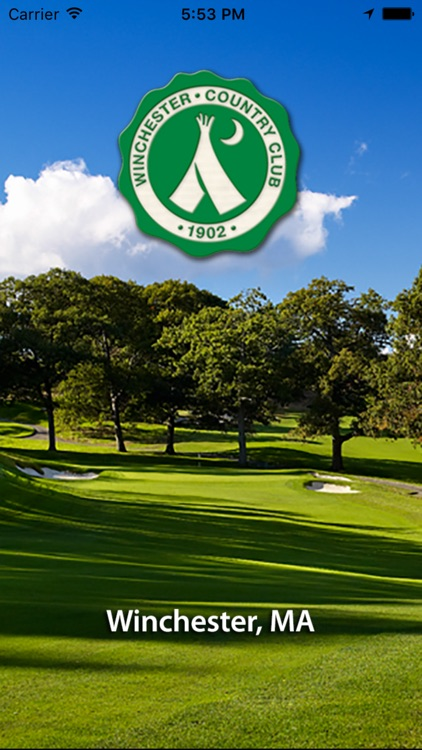 winchester country club by best approach