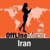 Iran Offline Map and Travel Trip Guide
