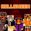 Halloween Skins for Minecraft PC & PE Edition
