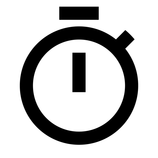 Simple Stopwatch and Timer