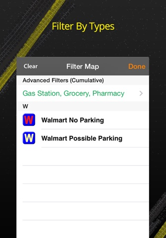 Walmart Overnight Parking screenshot 4