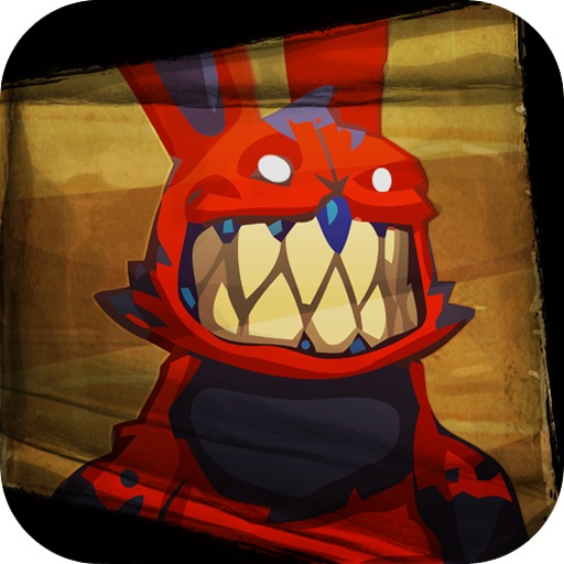 Cannibal Bunnies iOS App