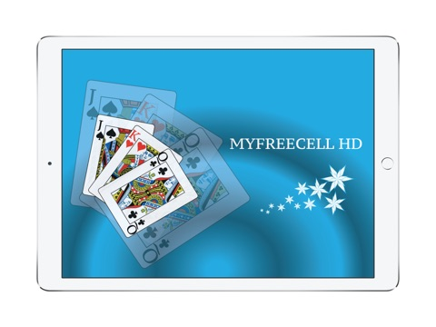 MyFreeCell HD screenshot 1