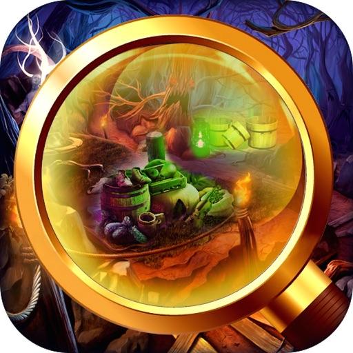 Mystery hidden object - adventure time iOS App