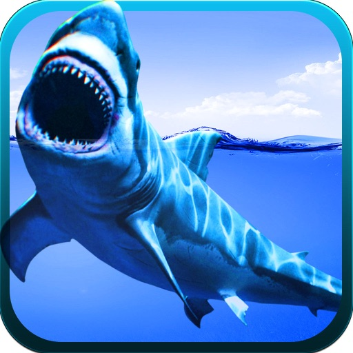 Big Rex Hungry Flying Shark Gunship Hunting Park iOS App