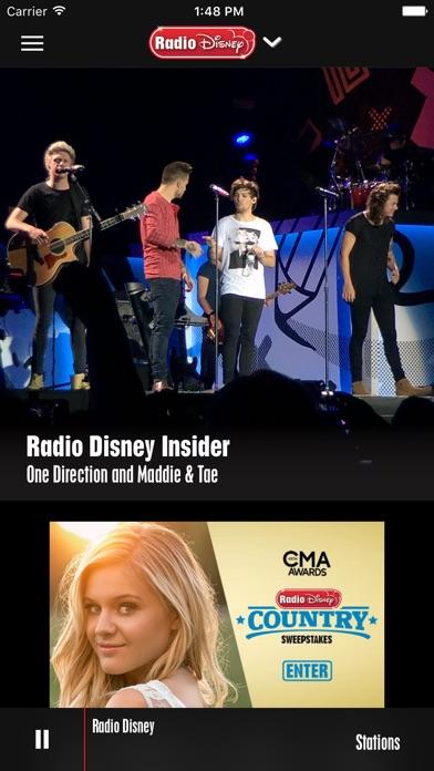 Screenshot #3 for Radio Disney