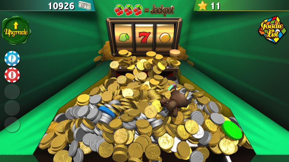 Coin pusher game secrets - Le bon coin chien a vendre ile de