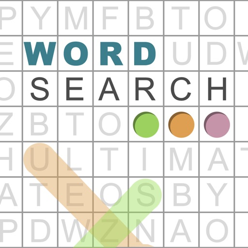 Word Search Ultimate Puzzle iOS App