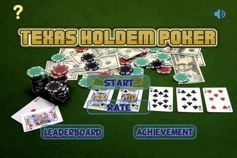 Texas Style Holdem Poker screenshot 1