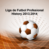 Football Scores Spanish 2013-2014 Standing Video of goals Lineups Scorers Teams info
