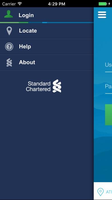 Standard chartered bank forex card login