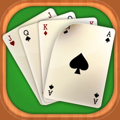 Solitaire :) - Free games iOS App