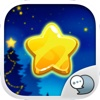 Stars Emoji Stickers Keyboard Sky Themes ChatStick 5star game copy 1 5