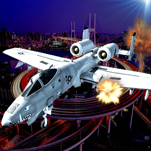 Action Combat Aircraft : Attack In The Sky iOS App