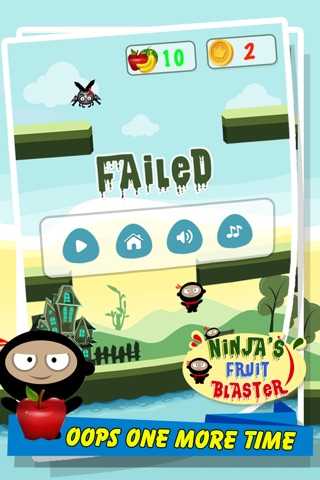 Ninja's Fruit Blaster screenshot 4
