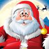 Weihnachtsgrüße - Süße Grüße vom Weihnachtsmann