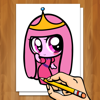 How to Draw Little Princess on Sketch Line Wiki