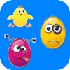Yellow Egg Inc. Stickers why egg donation failed