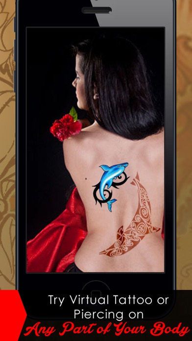 download Piercing & Tattoo Booth - Get Virtual Art Piercing apps 1