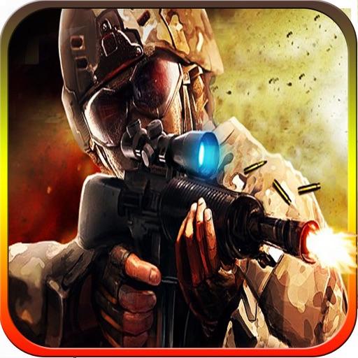 Elite Force Sniper Shooter Pro iOS App