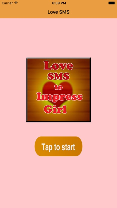 love sms to impress girl on the app store. Black Bedroom Furniture Sets. Home Design Ideas