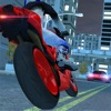 Motorcycle Driving : Night Traffic City Rider Simulator