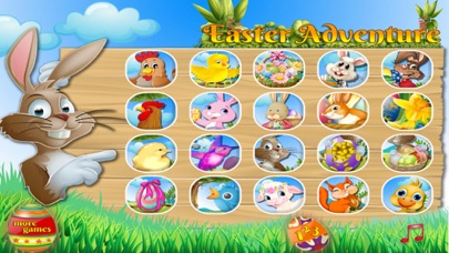Easter Adventure for Preschoolers (Premium) Screenshot