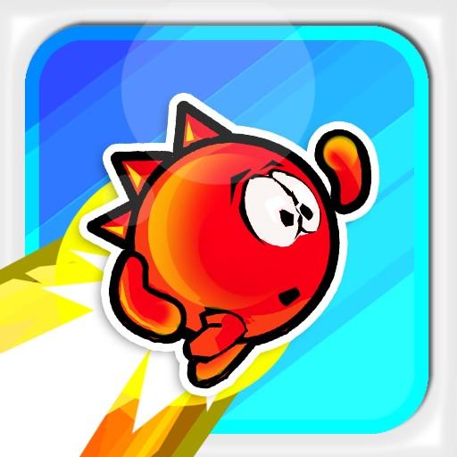 小红妖的终极冒险:Me Red: The Ultimate Adventure【可爱跑酷】