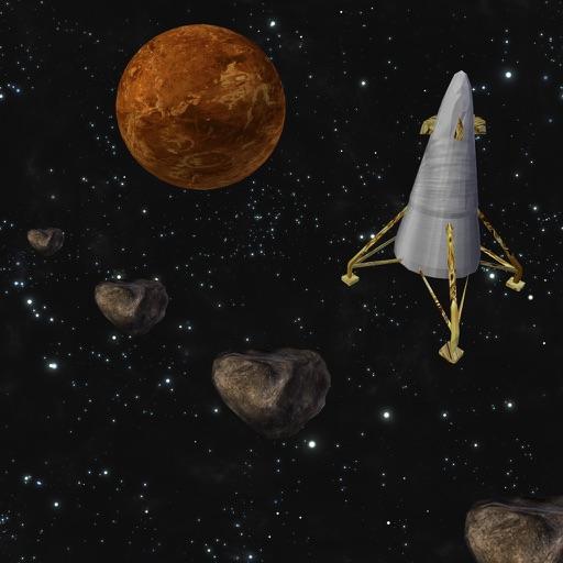 Asteroid Jumper iOS App